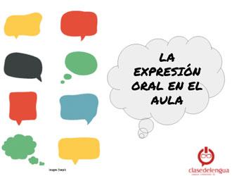 Expresión oral en el aula