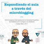 Expandiendo el aula a través del microblogging
