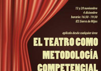 El teatro como metodología competencial