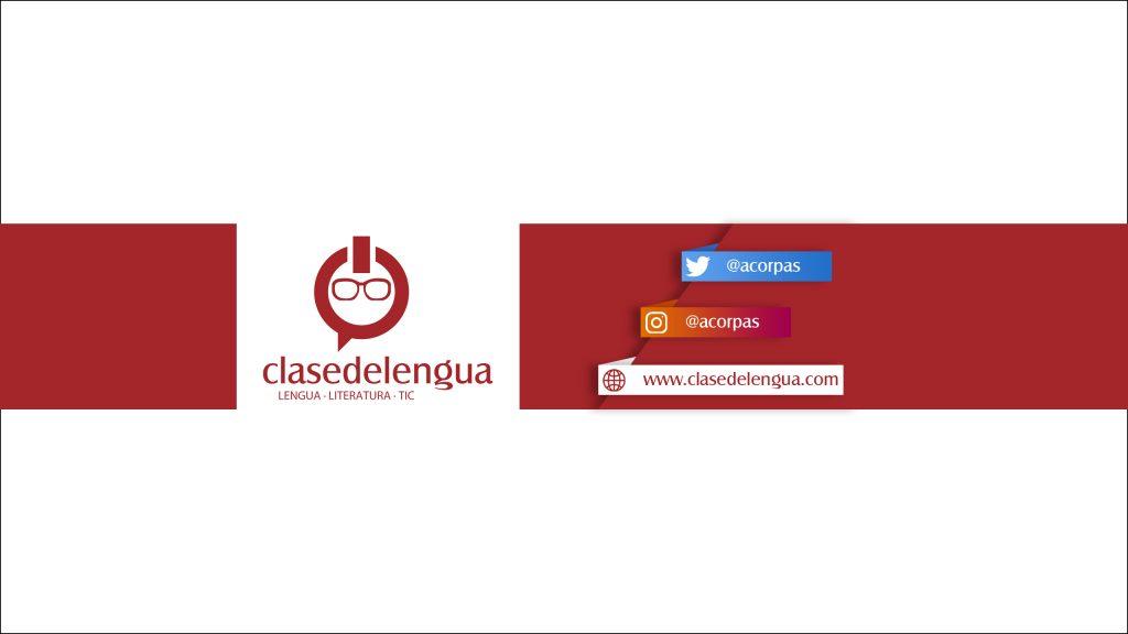 Imagen cabecera del canal de Clase de Lengua